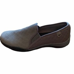 Grasshoppers Ortholite comfort shoes, gray